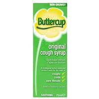 Buttercup Syrup (Original Flavour) 75ml
